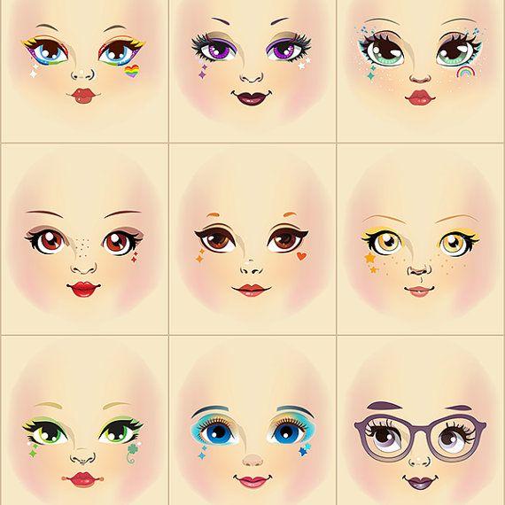 Best 25 Doll Face Ideas On Pinterest