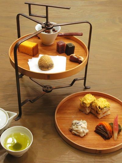 HIGASHIYA @ GINZA, Wagashi, 和菓子