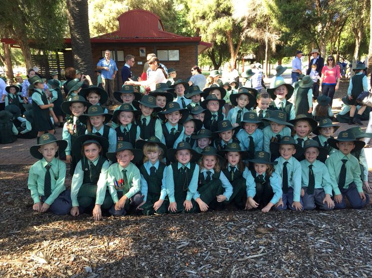 Year 1 at the Anzac Day March. Thank you everyone for representing St Nicholas today. You did a wonderful job marching and looked fantastic in your winter uniform.