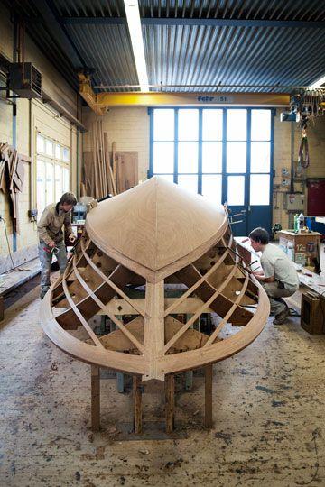 pedrazzini boat design
