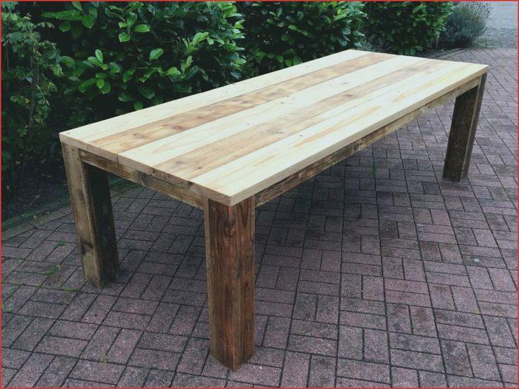 Gartenplan 26 Schone Gartentisch Selbst Gebaut Holz O25p