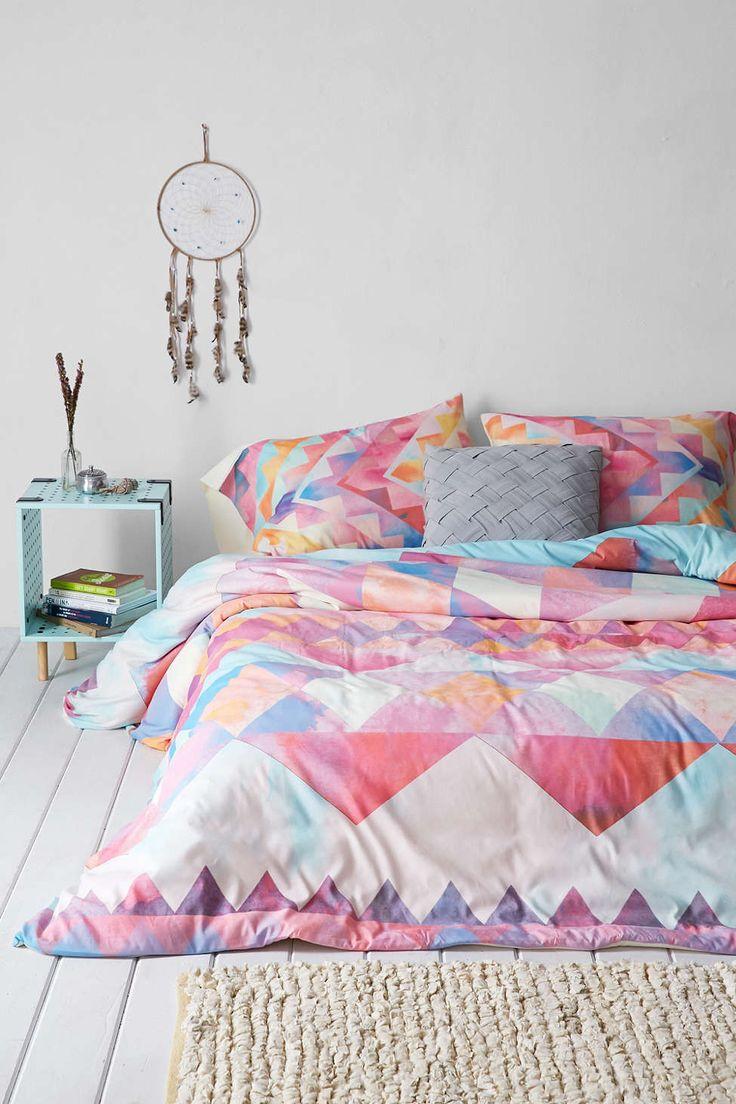 best duvet covers images on pinterest  bedroom ideas duvet  - schatzi brown for deny bimini duvet cover
