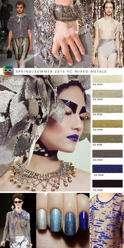 TRENDS // DESIGN OPTIONS . WOMEN'S SPRING/SUMMER 2015