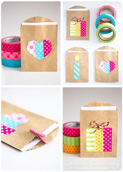 10 things to do with washi tape