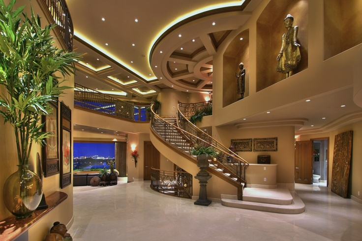The Nic Cage Home In Las Vegas NV Spanishheights