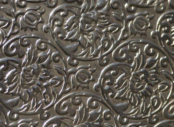 Lotus Textured Sheet Metal Sheet Metal Wall Metal Sheet Metal