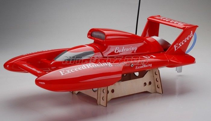Racing Fiberglass Brushless Electric RC Speed Boat 1106 Have Play Video to See!~ #TFL
