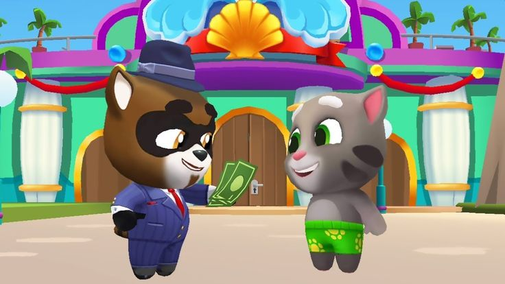 Talking Tom Pool Apk is one of the best Android Puzzle Game