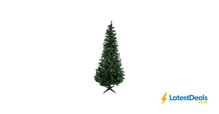 HOME Imperial 7ft Christmas Tree *HALF PRICE & 3 for 2 Free C&C, £19.98 at Argos
