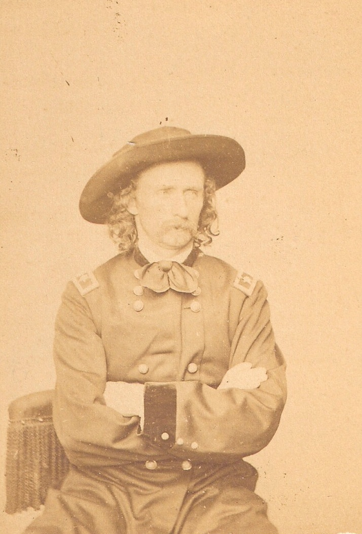 general custer video Custer's soul mate, elizabeth bacon custer, was not only intelligent and gorgeous, but charming, alluring, sophisticated and a perfect social foil for her often brash.