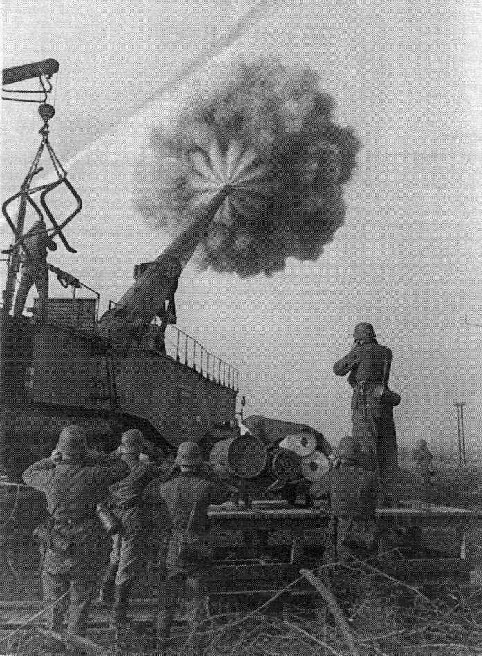 German 280mm K5 firingHistory, Guns Fire, Historical Photos, German Krupp, Wwii, K5 Fire, World Wars Ii, Railway Guns, Big Guns