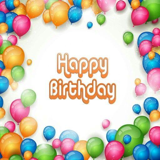 Happy Birthday  Electronic birthday cards, Birthday card pictures, Happy birthday balloons