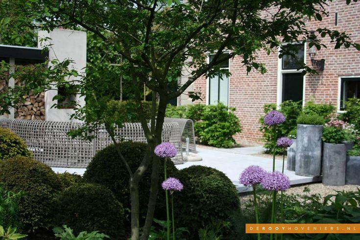 Tuininspiratie - De Rooy Hoveniers Winnaar Tuin van het jaar 2014!
