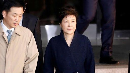 South Korea: Ex-President Park Geun-hye jailed for corruption