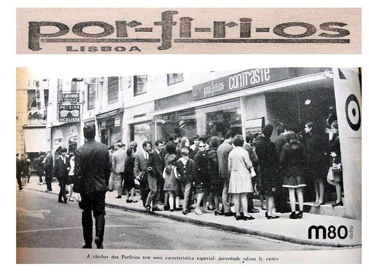 Anos 60-70, Lisboa