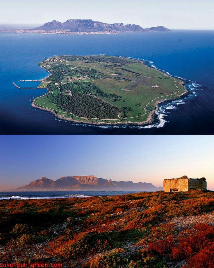 Save Our Green » Robben Island