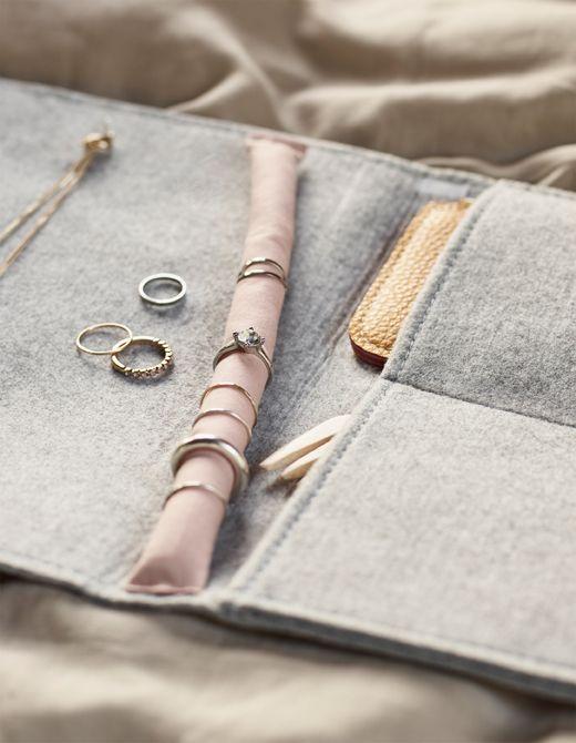 4 idées pour customiser le vide-poche KNALLBÅGE
