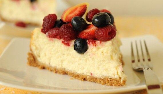 Berry Cheesecake (spanish recipe)