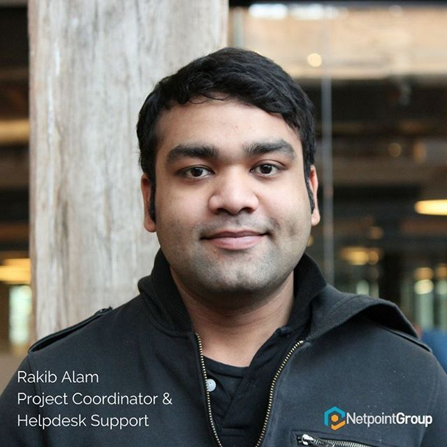 """""""Meet the Team Monday - Introducing Rakib . Rakib started as a Project Coordinator for Agentpoint in June. In that short time, he has taken the lead on our ProposalPoint projects and has successfully launched the first sites. . Rakib is also working on support help desk where he has been trained up by his friend & colleague Arif.Rakib enjoys working in web development because of the collaborative nature and the infinite possibilities it holds. . Outside of work Rakib is dedicated to his…"""