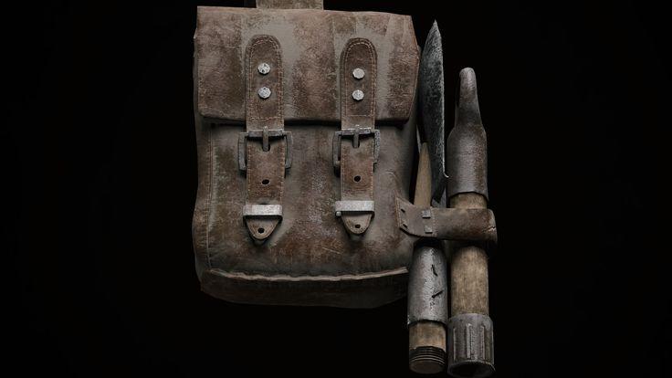 ArtStation - сумки, Руслан Александрович