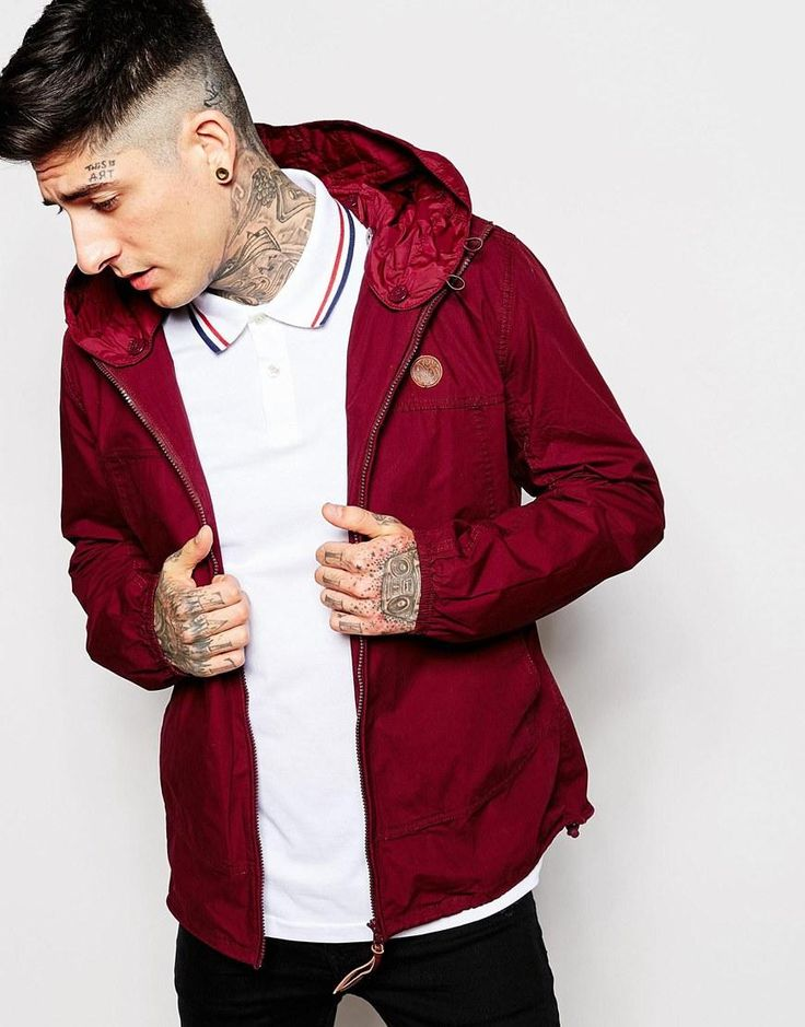 Pretty Green | Pretty Green Festival Jacket