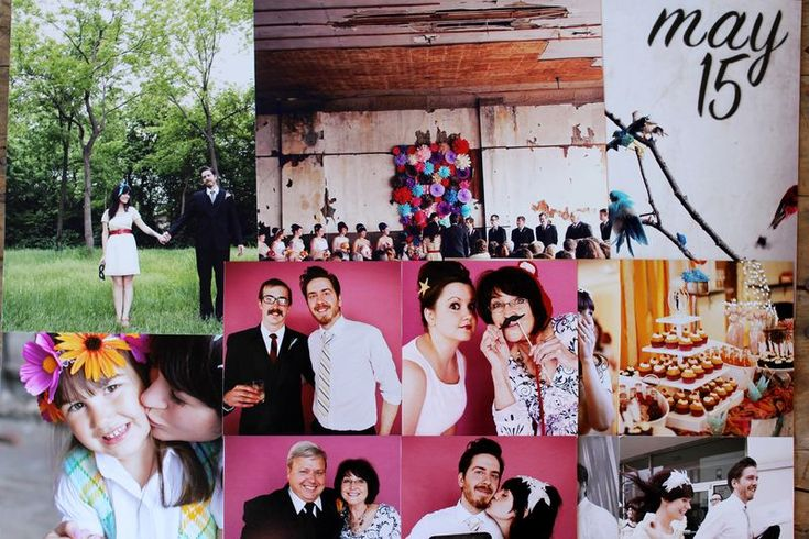 Foto ideeen, gekleurde wand