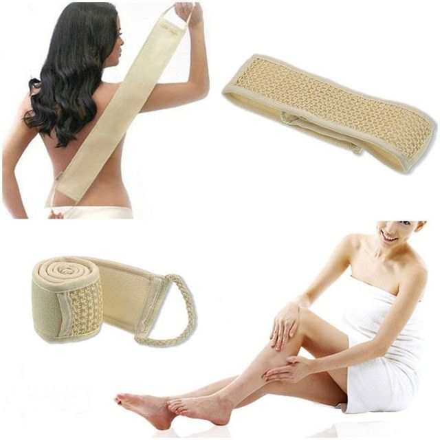 Scrubber Sponge Brush Towel Body Skin Care Cleaning Body Skin Health Cleaning