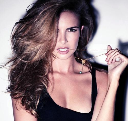 Nadine Coyle... she's hott