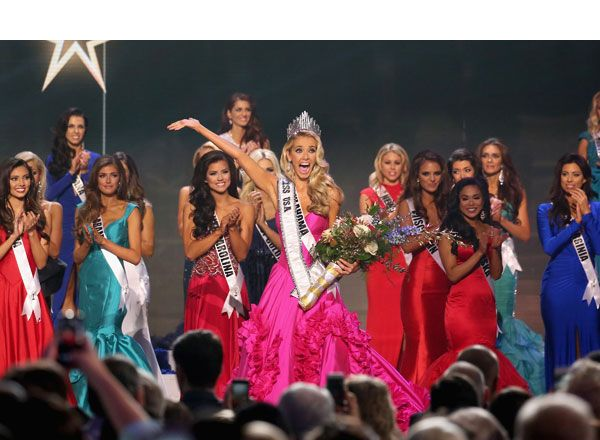Olivia Jordan Wins Miss USA 2015 — Congrats Oklahoma! She's your queen to be! After strutting her stuff across the Miss USA stage, Miss Oklahoma, Olivia Jordan took top honors at the prestigious pageant on July 12.