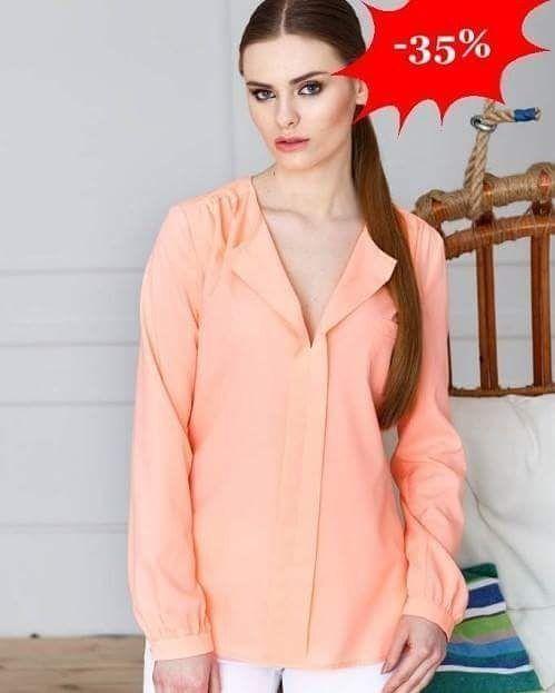Urocza luźna koszula w stylu casual  Wygoda i styl!  -35%   http://ift.tt/2jTX3j9