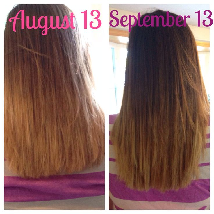 How much does your hair grow in a month the best hair 2017 finally an article on how to really grow long hair urmus Choice Image