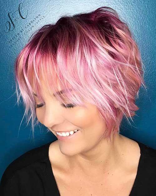 Best 25+ Short Choppy Hair Ideas On Pinterest