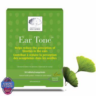 Ear Tone - Acouphènes et supporte la ciculation sanguine périphérique