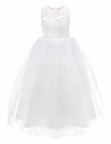 iEFiEL Kids Girls Floral Lace Fluffy Tulle Wedding Flower... https://www.amazon.com/dp/B01KFPAMN4/ref=cm_sw_r_pi_dp_x_tqXiyb7TRX4TW