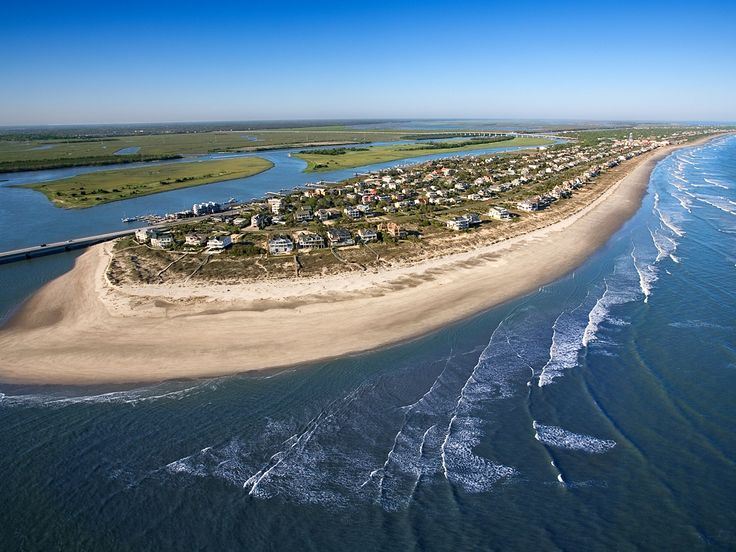 A popular destination for many visitors and residents in Charleston is the Isle of Palms, which offers plenty of vacation rentals. Only about 25 minutes from downtown Charleston, it is a great spot for a quick walk on the beach -- and you'll be back just in time for dinner.