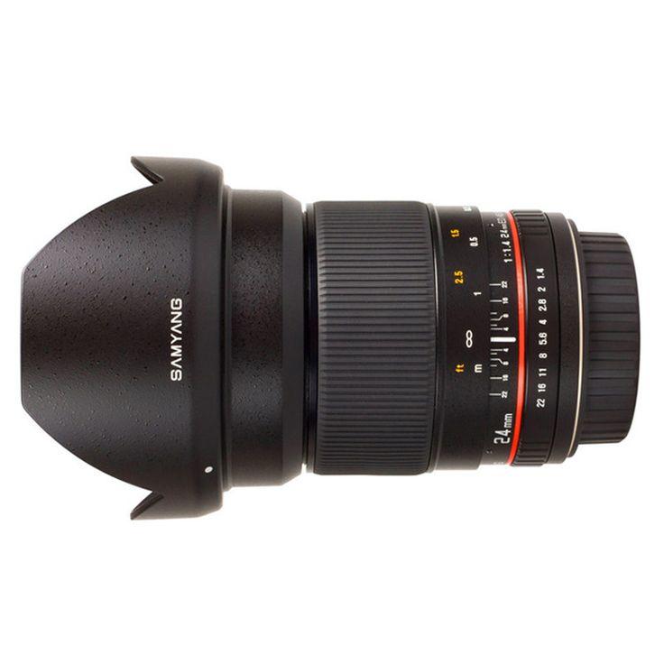 Samyang 24mm F1 4 Canon