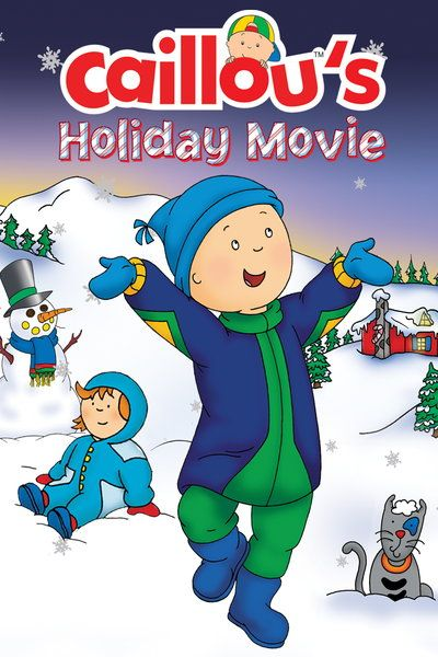 When winter comes to Caillou's house, all kinds of big boy activities happen like helping Daddy shovel snow, making holiday presents for his family and even discovering how other little boys and girls around the world celebrate the season!