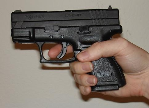 Springfield XD Subcompact 9mm Nice Concealed Carry Weapon