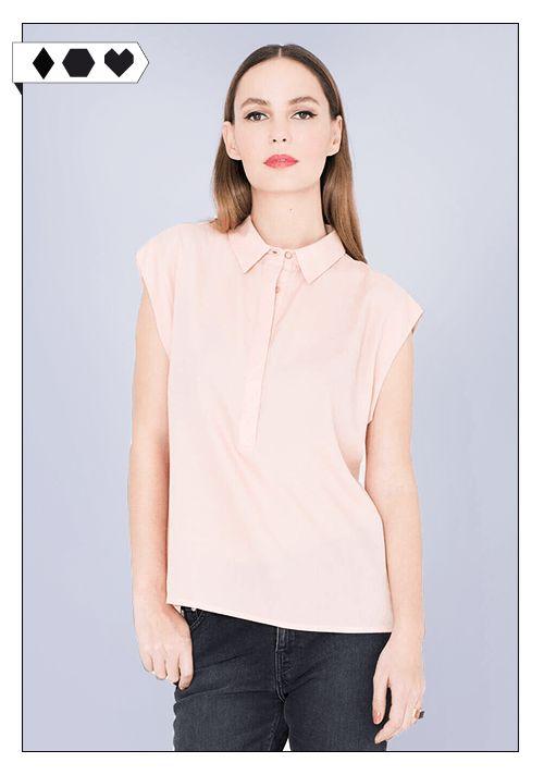 Miss Green Bluse Sloris Slow Fashion Blog Tulay rose Tencel Fair Fashion faire Mode nachhaltige Mode