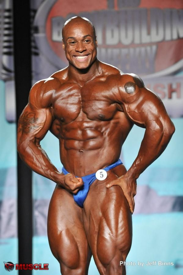 Jeff Beckham Jeff Beckham Ifbb Wings Of Strength Tampa