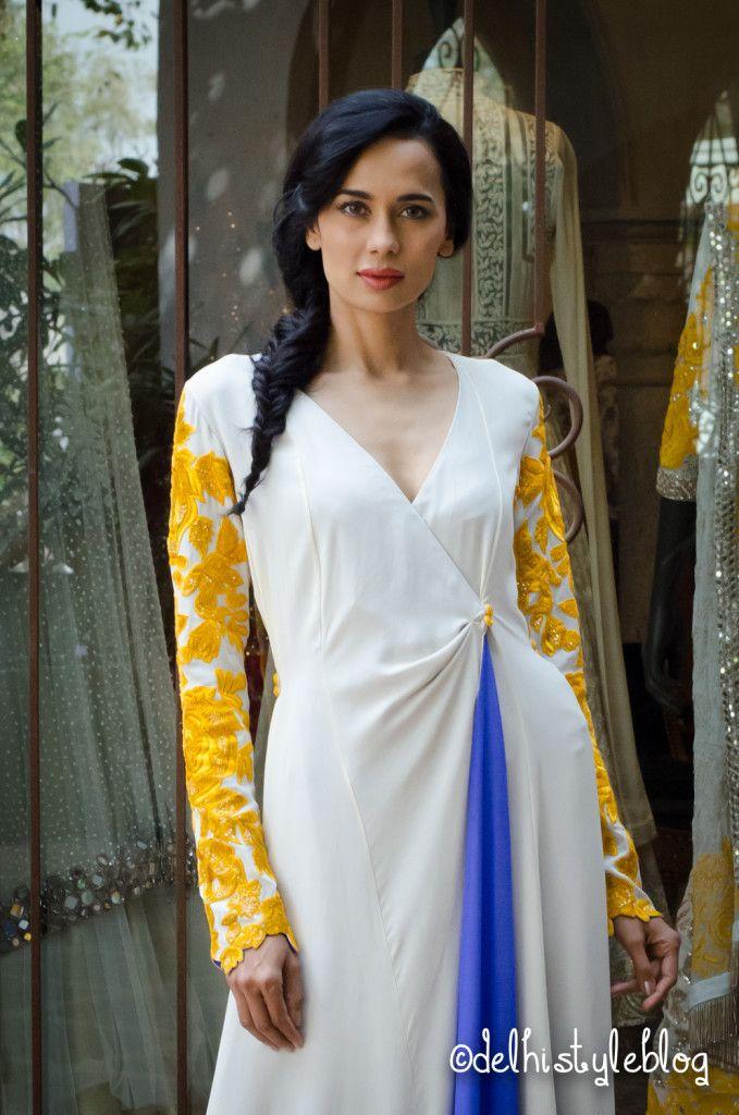 Sonalika Sahay for Manish Malhotra