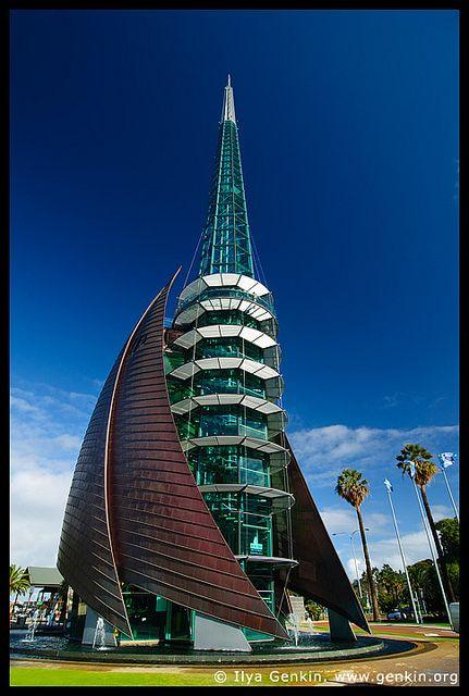 The Swan Bell Tower Perth Wa Australia Australia Pinterest