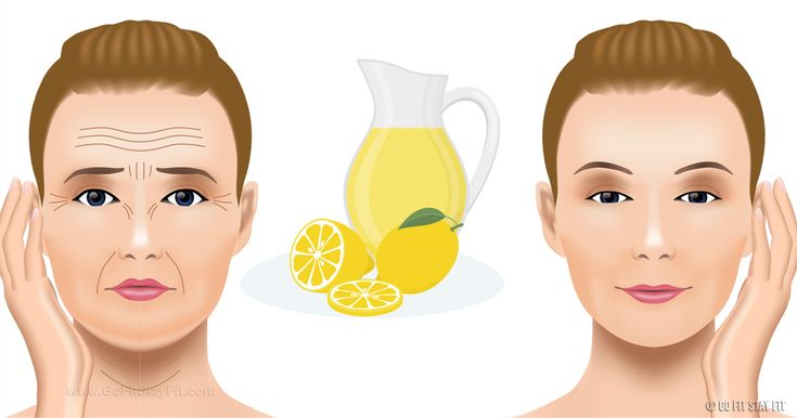 This Homemade Face lemon Toner Can Make Your Wrinkles Vanish