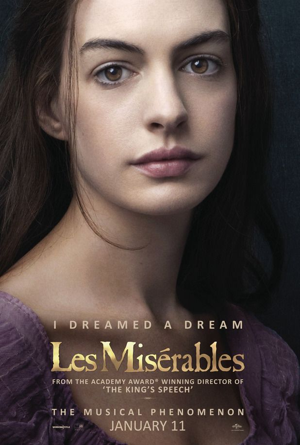 Anne Hathaway Had Custom Vegan Shoes Made for Her Character in Les Misérables