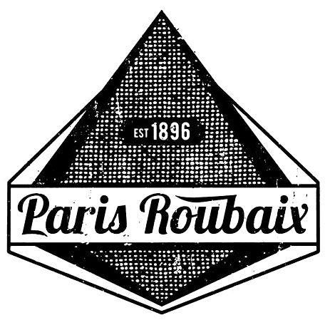 Paris–Roubaix, das Logo des härtesten Radrennens der Welt 1896–2014