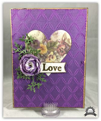 Couture Creations: Love by Tracey Rohweder | #couturecreationsaus #embossingfolders #cards #nestingdies #decorativedies