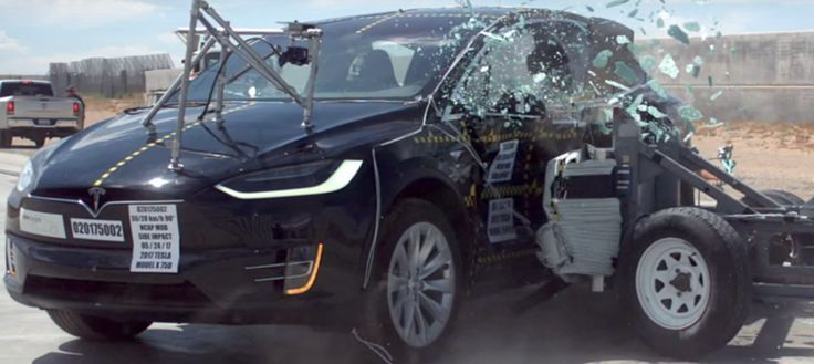 Awesome Tesla 2017: Nice Tesla 2017: Tesla Model X officially becomes highest safety rated SUV with ... Check more at http://24cars.top/2017/tesla-2017-nice-tesla-2017-tesla-model-x-officially-becomes-highest-safety-rated-suv-with/