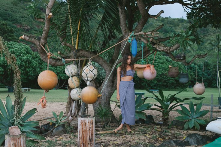 Celeste Tesoriero Spring / Summer 2015 shot on location in Hawaii by @smaysdays @lordnewry_ www.celestetesoriero.com