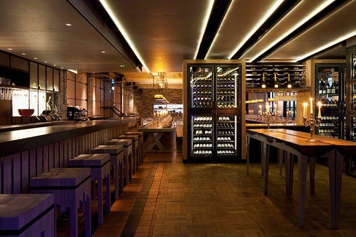 Beast restaurant by designLSM, London – UK » Retail Design Blog