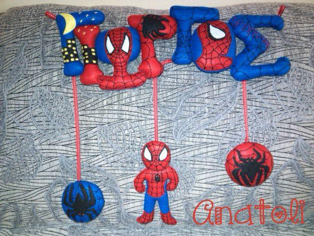 Banner name spiderman!!!!!!(Γιώργος)
